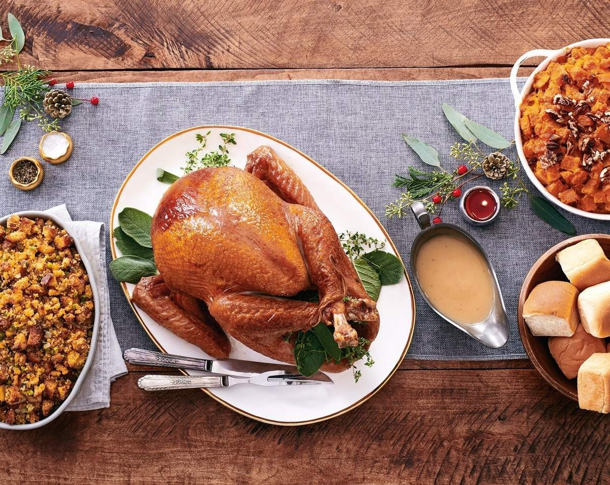 Thanksgiving Turkey Deals  Free turkey with flu shot The best Thanksgiving meal