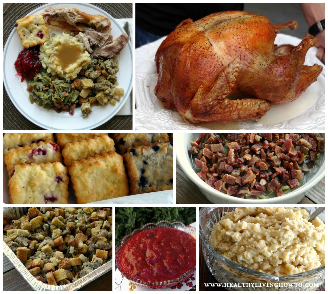 Thanksgiving Turkey Dinner  Healthy Thanksgiving 2012 Recipe Round Up Healthy