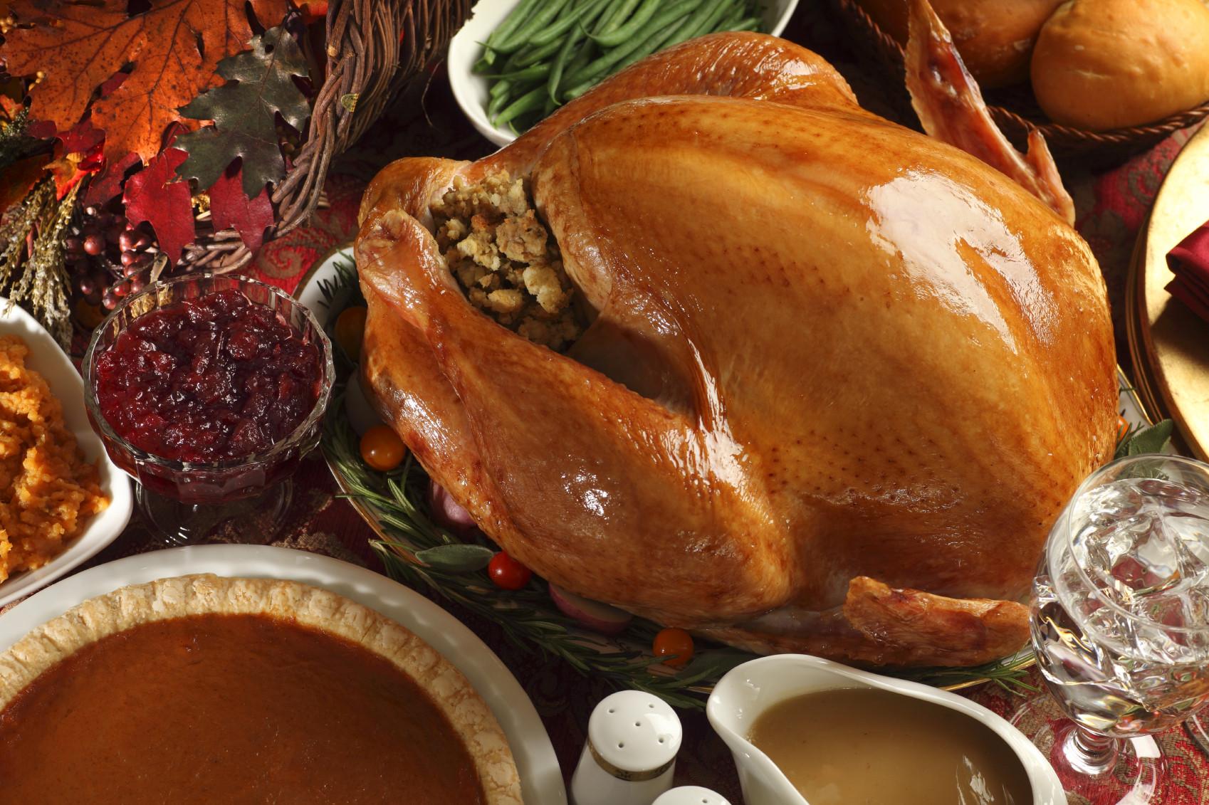 Thanksgiving Turkey Dinner  Thanksgiving