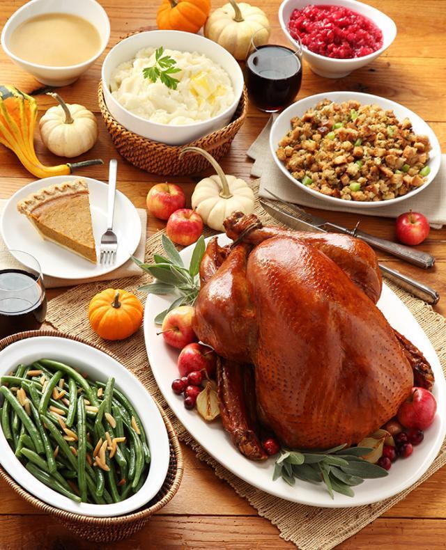Thanksgiving Turkey Dinner  plete Thanksgiving Dinner The Crown Market