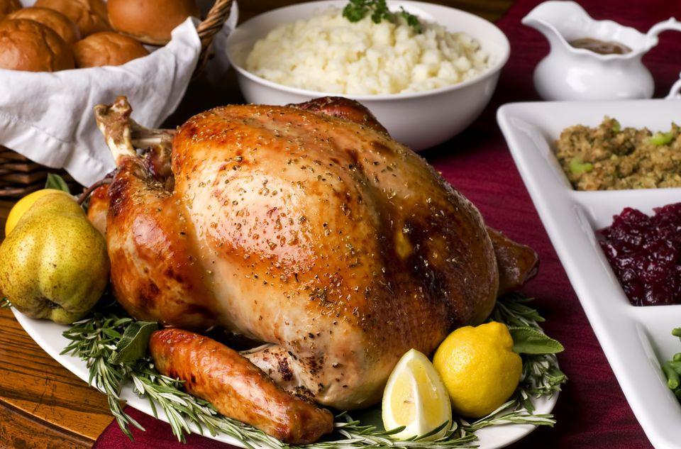 Thanksgiving Turkey Dinner  Restaurants Open on Thanksgiving Day in Oklahoma City