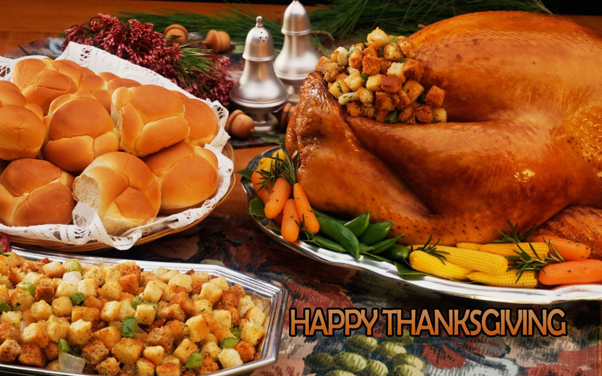 Thanksgiving Turkey Dinner  Day 23 Do you ever help to cook Thanksgiving dinner If