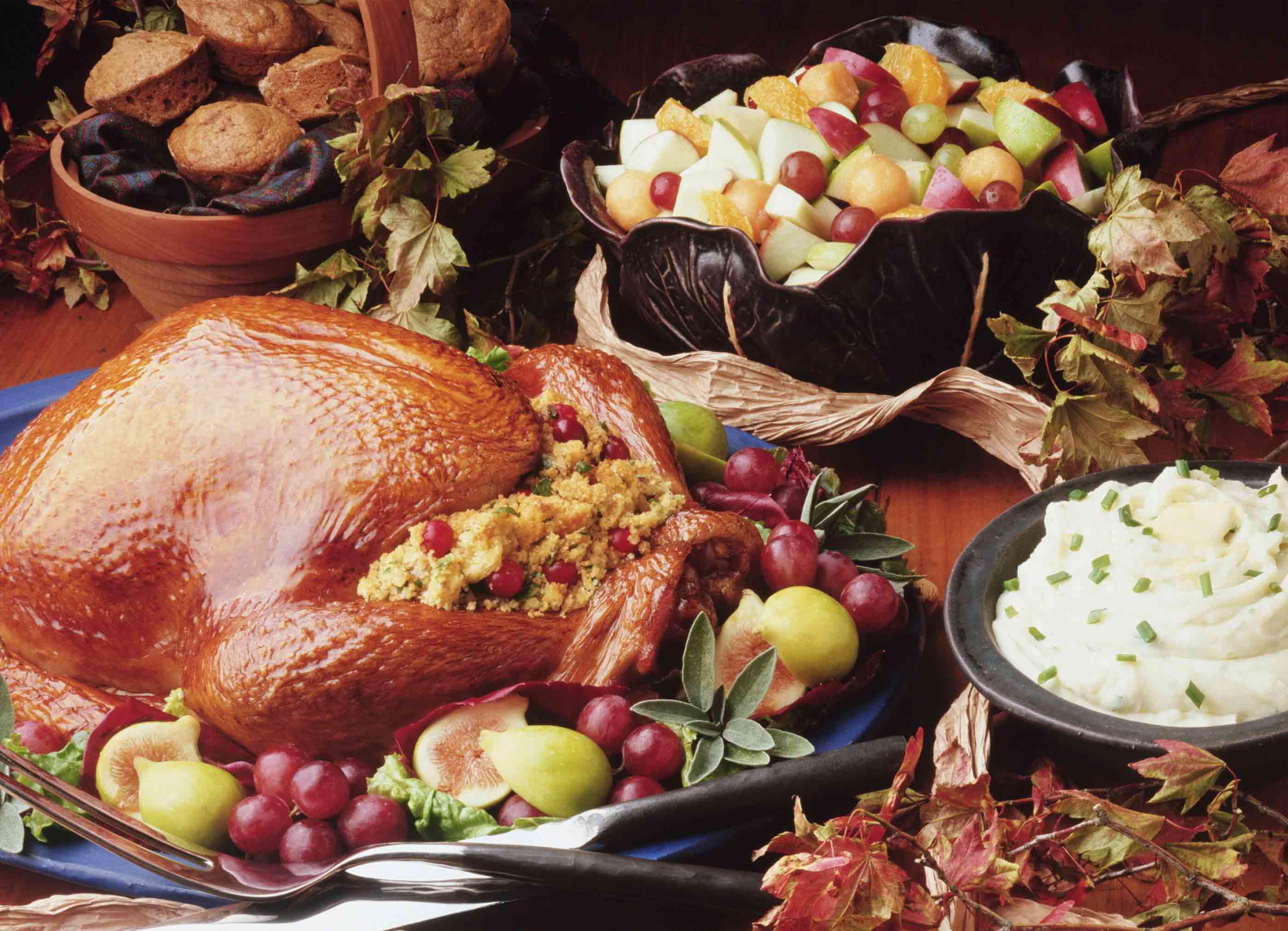 Thanksgiving Turkey Dinner  Northern Michigan Restaurants Serving Thanksgiving Dinner