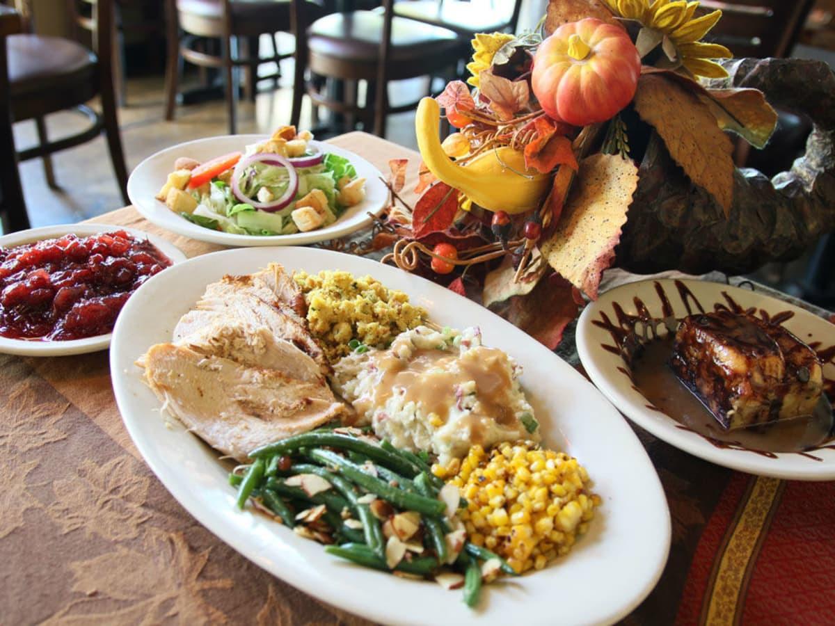 Thanksgiving Turkey Dinner  These Dallas restaurants are serving up Thanksgiving 2017