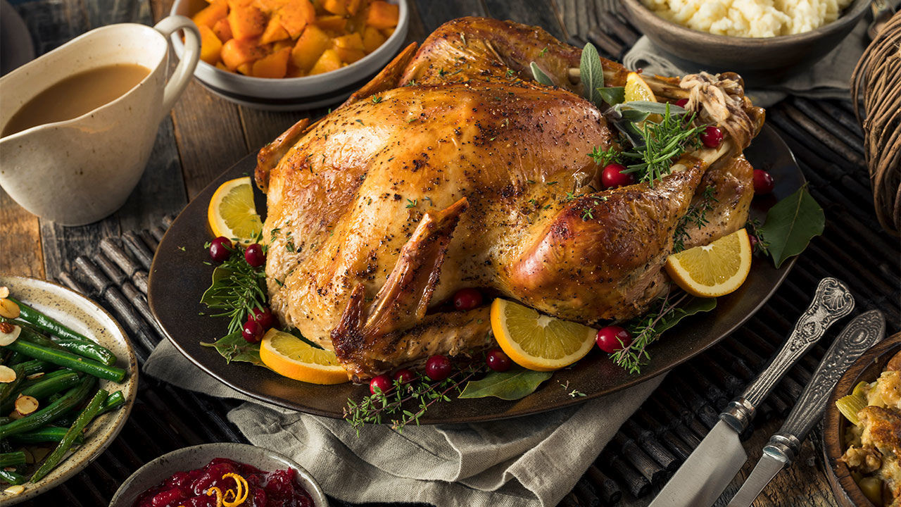Thanksgiving Turkey Dinner  How to science up your Thanksgiving dinner Science