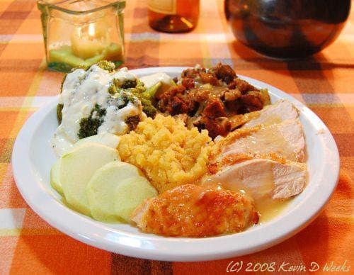 Thanksgiving Turkey For Two  Thanksgiving Dinner for Two Pinterest