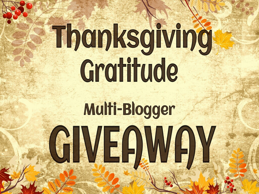 Thanksgiving Turkey Giveaway  Plump and Polished Thanksgiving Gratitude Multi Blogger