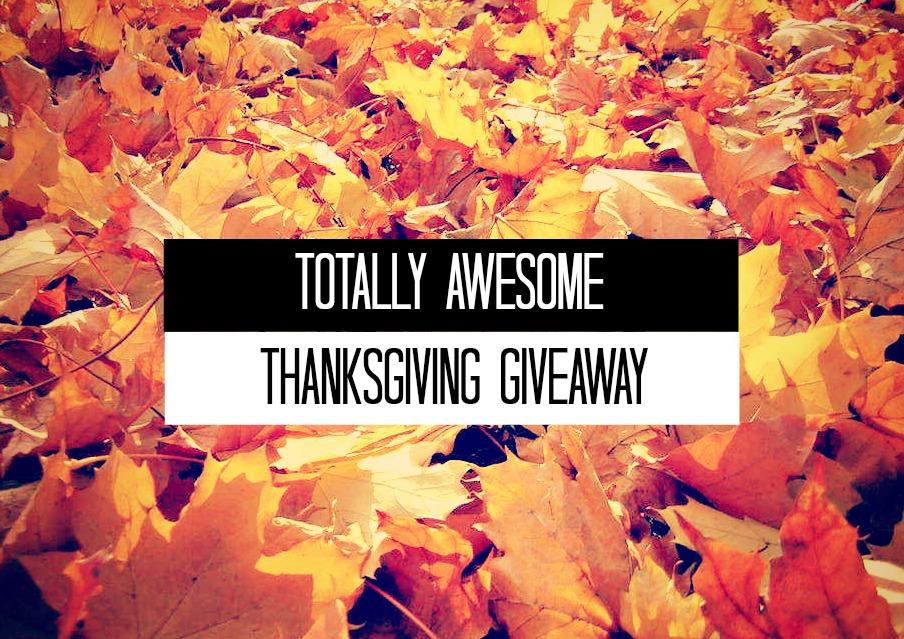 Thanksgiving Turkey Giveaway  Totally Awesome Thanksgiving Giveaway $300