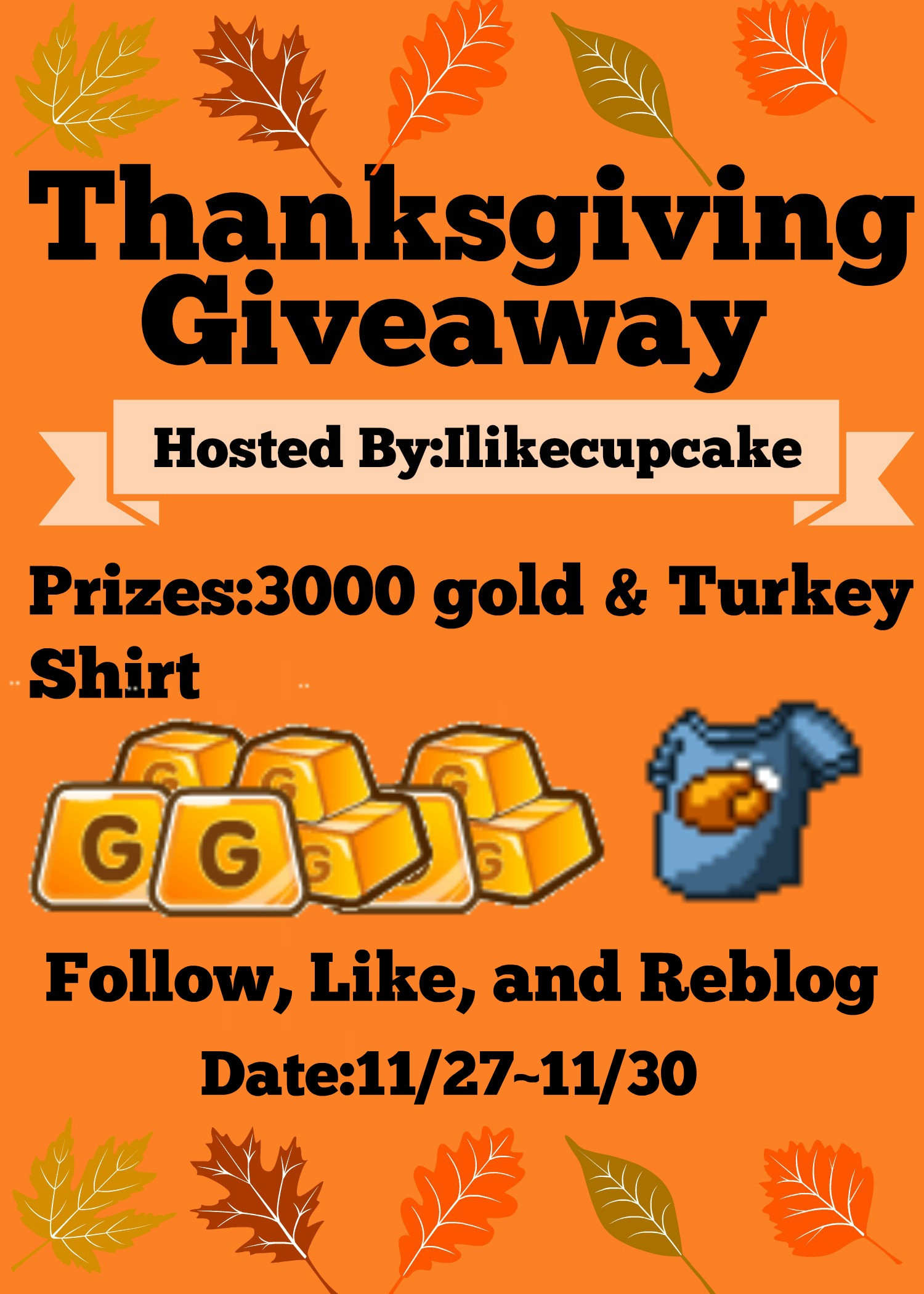 Thanksgiving Turkey Giveaway  Thanksgiving Giveaway 2015