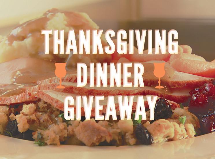 Thanksgiving Turkey Giveaway  U92's Thanksgiving Dinner Giveaway – U92