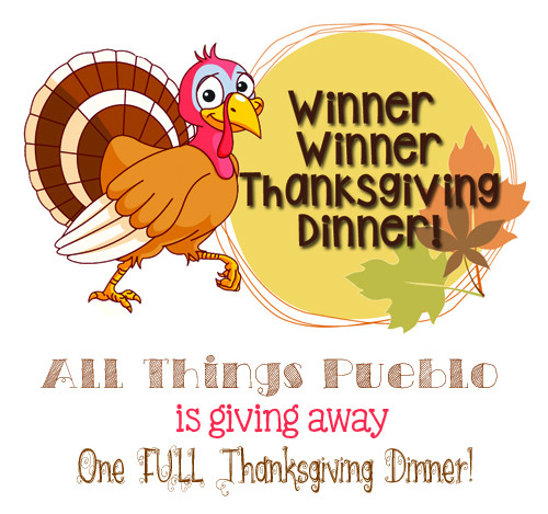 Thanksgiving Turkey Giveaway  Win a FREE Turkey Dinner ATPTurkeyDrive – Connecting