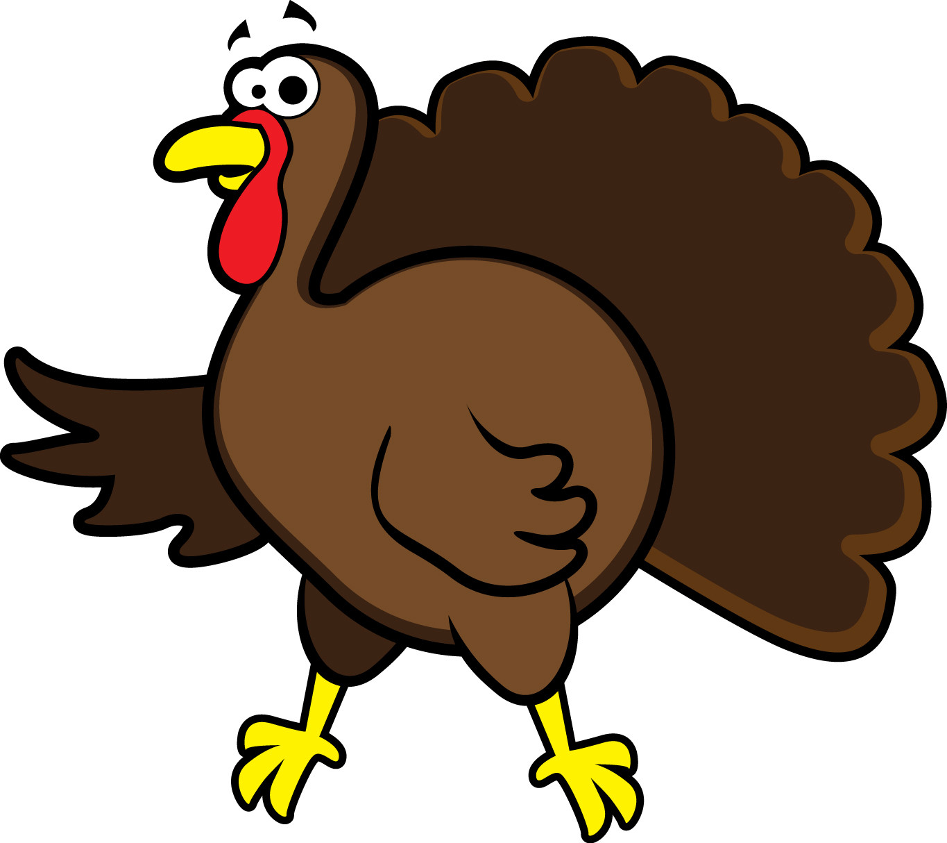 Thanksgiving Turkey Graphic  Thanksgiving clip art Thanksgiving clipart Download free