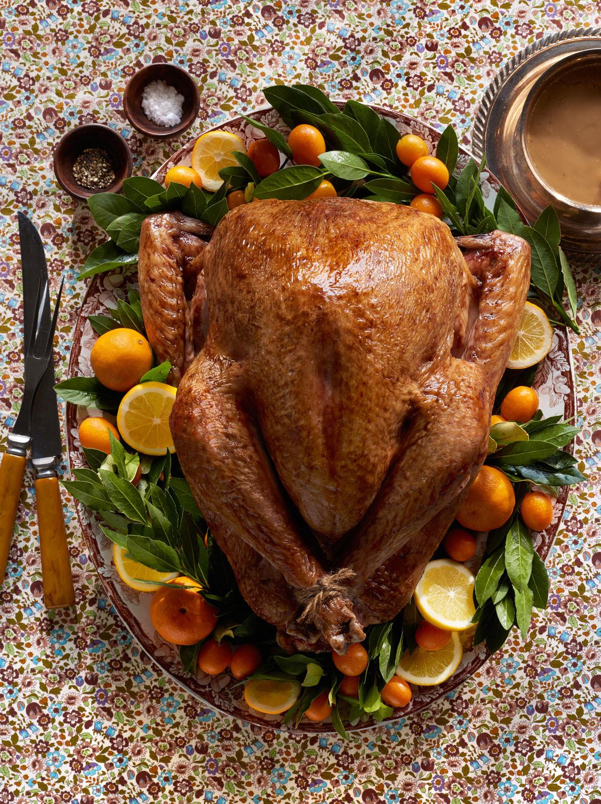 Thanksgiving Turkey Image  25 Best Thanksgiving Turkey Recipes How To Cook Turkey