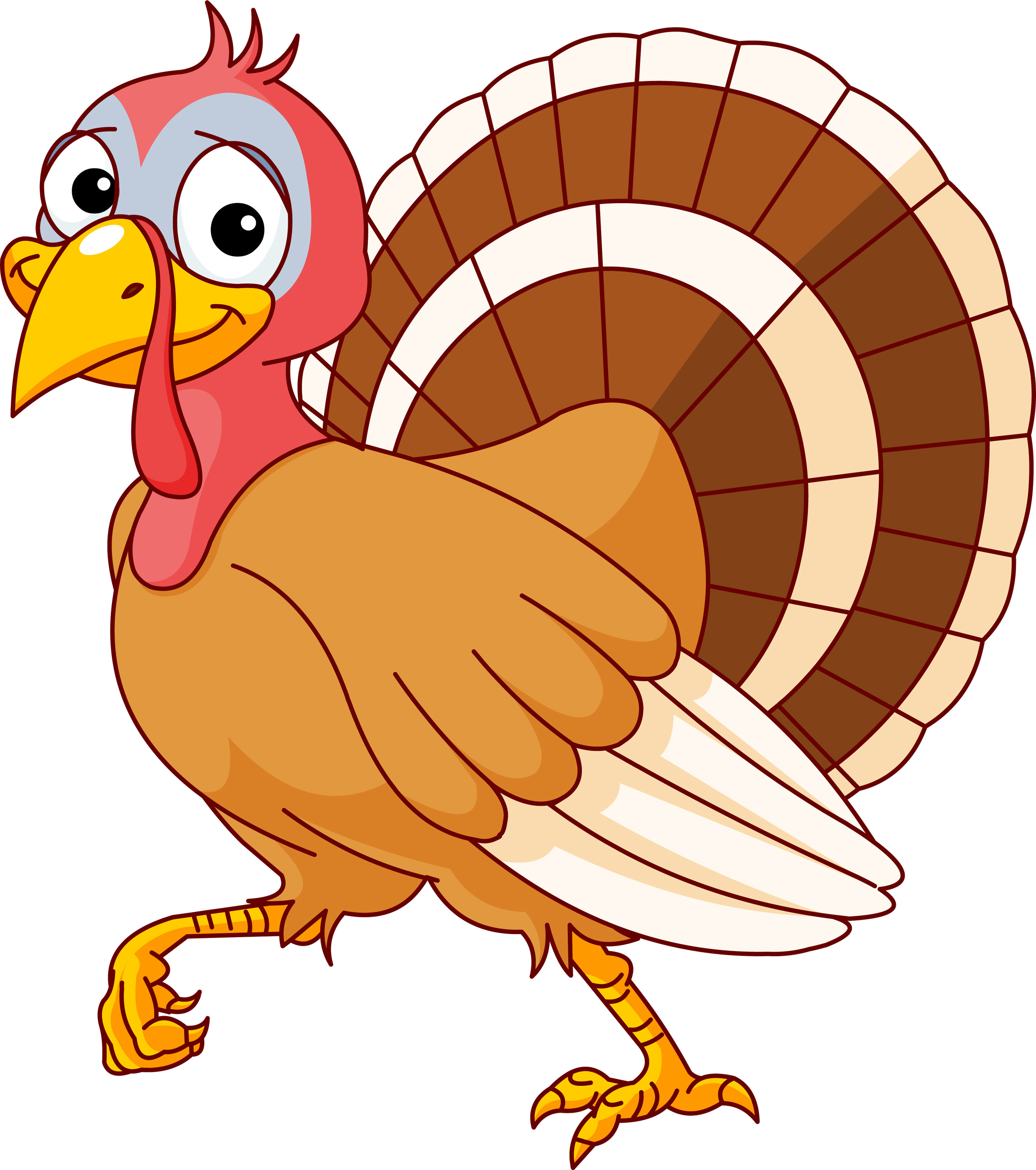 Thanksgiving Turkey Image  Day 6 Write a letter as a turkey convincing people to