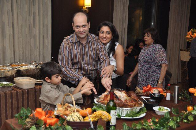 Thanksgiving Turkey Indian Style  Tandoori Turkey Thanksgiving