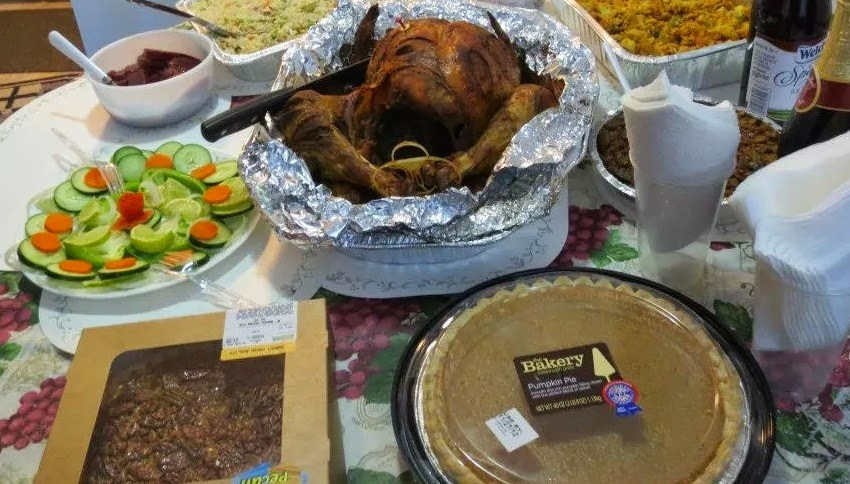 Thanksgiving Turkey Indian Style  Thanksgiving Turkey Roast Recipe in Indian style How to