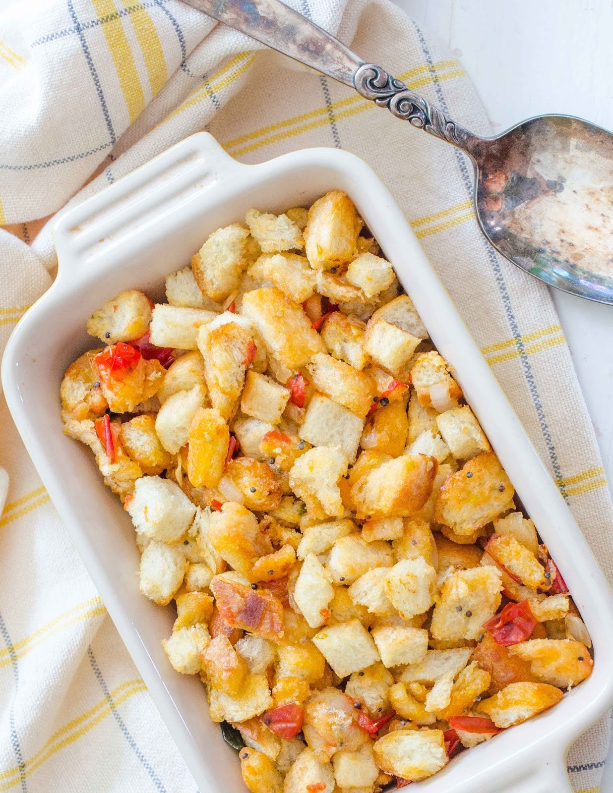 Thanksgiving Turkey Indian Style  Indian Spiced Turkey Stuffing for Thanksgiving The