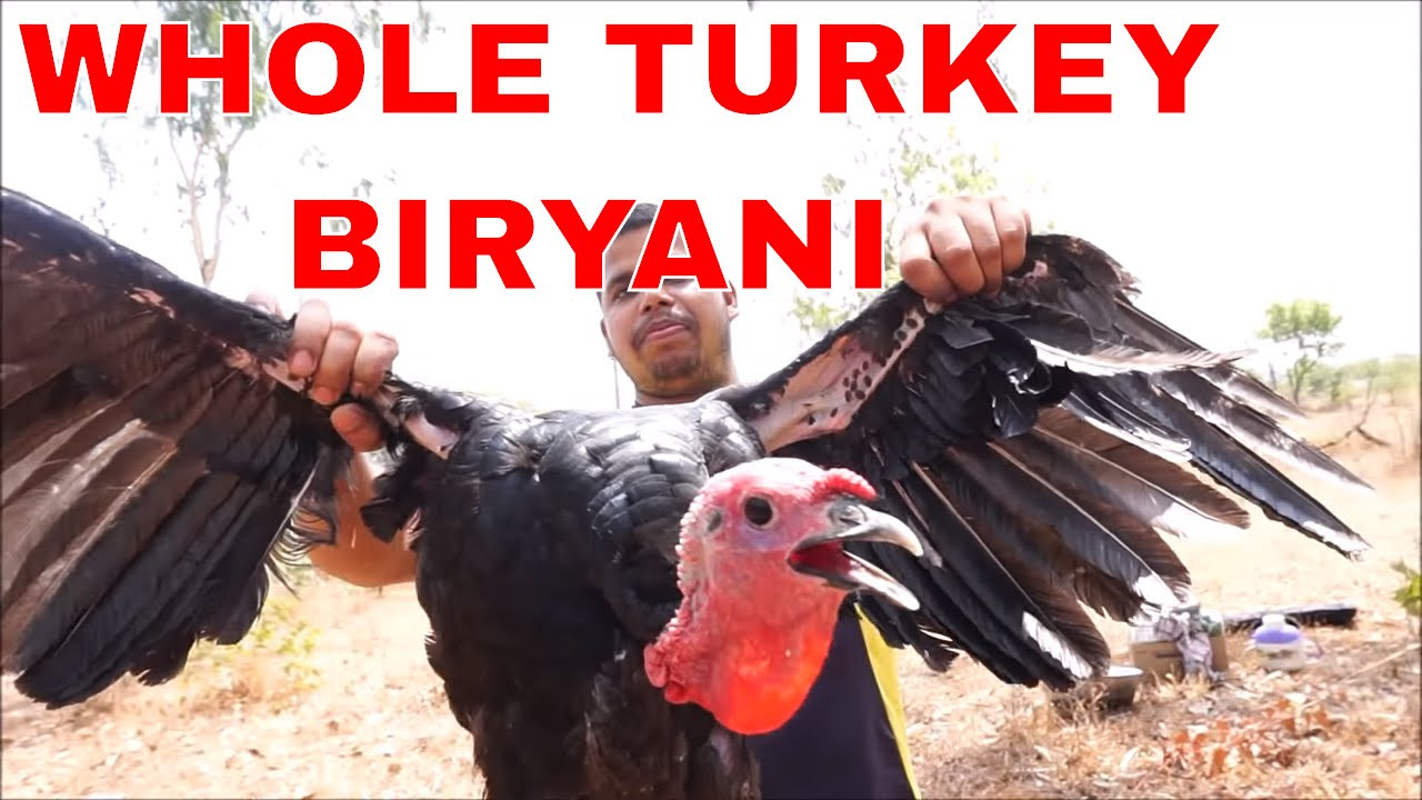 Thanksgiving Turkey Indian Style  THE WHOLE TURKEY RECIPE INDIAN STYLE COOKING BEST TURKEY