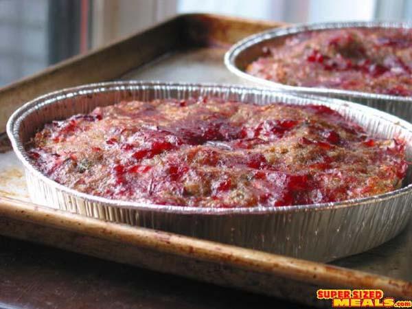 Thanksgiving Turkey Meatloaf  SupersizedMeals Thanksgiving Turkey Meatcake