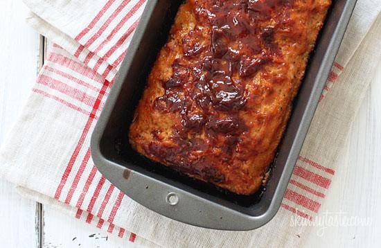 Thanksgiving Turkey Meatloaf  Turkey Meatloaf