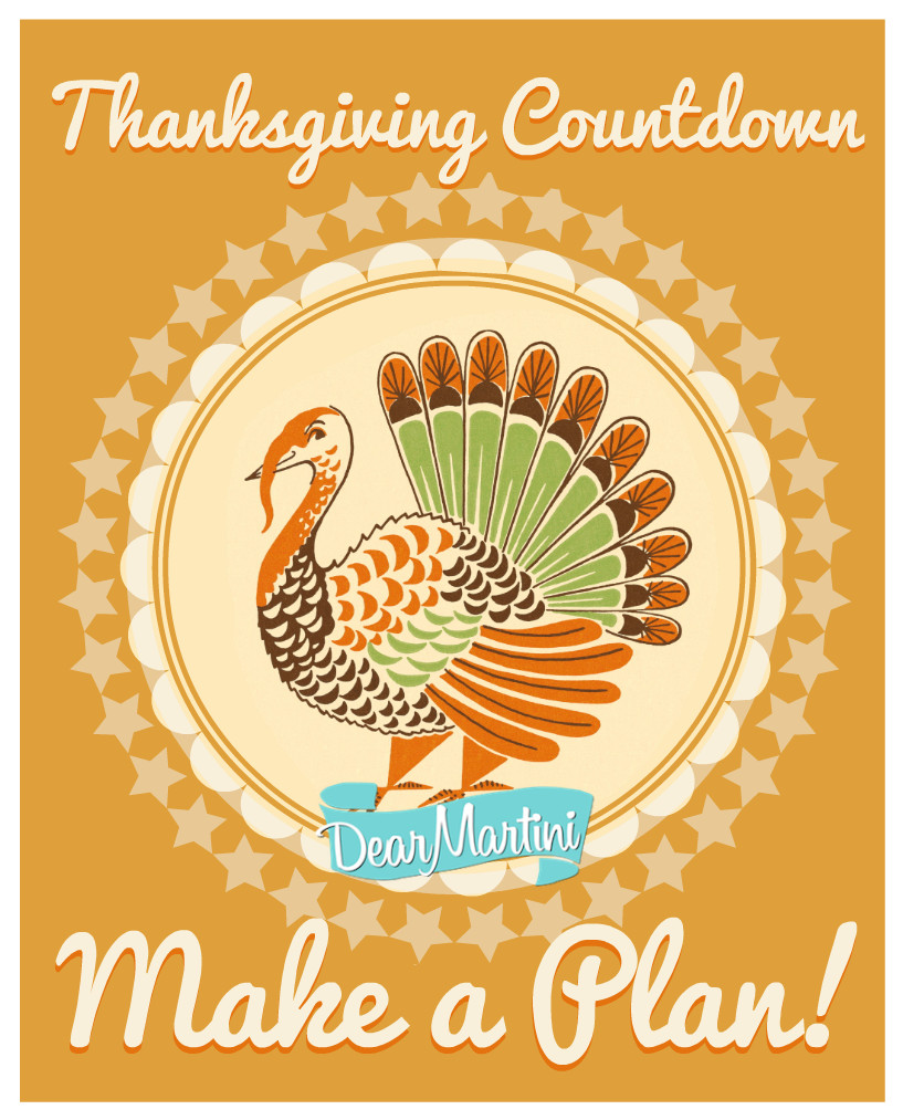 Thanksgiving Turkey Order  Thanksgiving Planning Time to Make a Plan and Stock Up