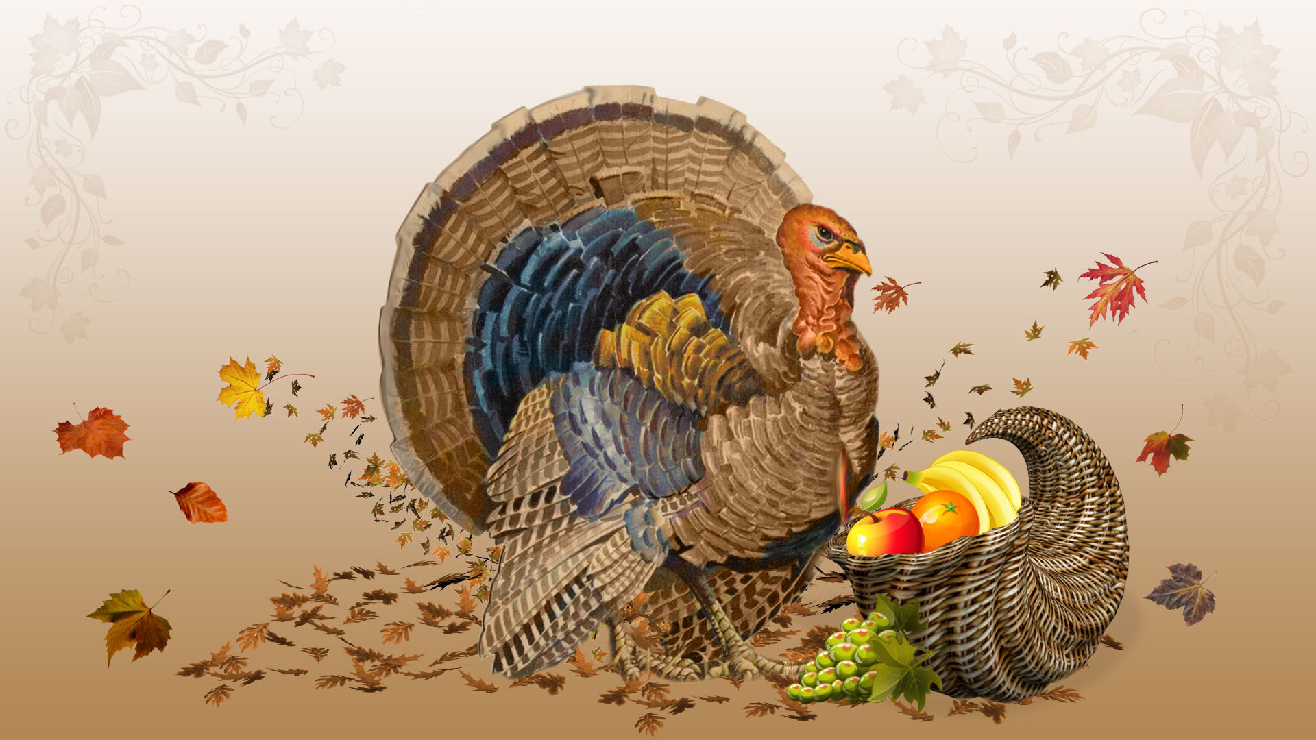 Thanksgiving Turkey Pictures  25 Happy Thanksgiving Day 2012 HD Wallpapers – Designbolts