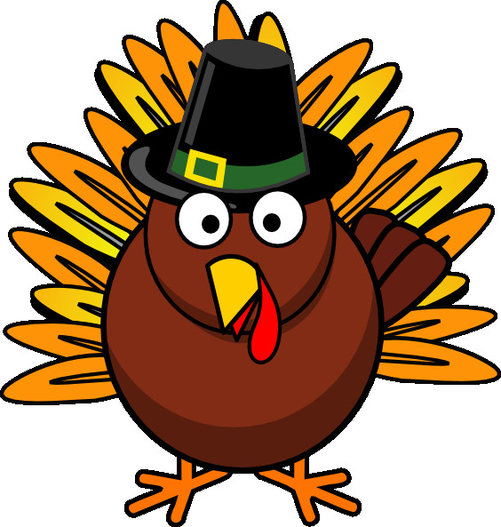 Thanksgiving Turkey Pictures Free  Thanksgiving Turkey Clip Art at Clker vector clip