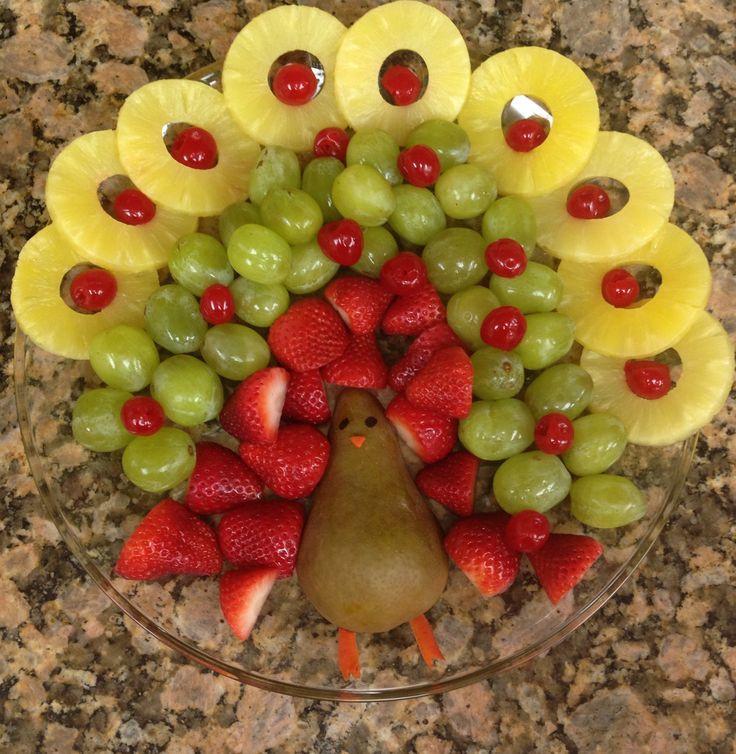 Thanksgiving Turkey Platter  Best 25 Fruit turkey ideas on Pinterest