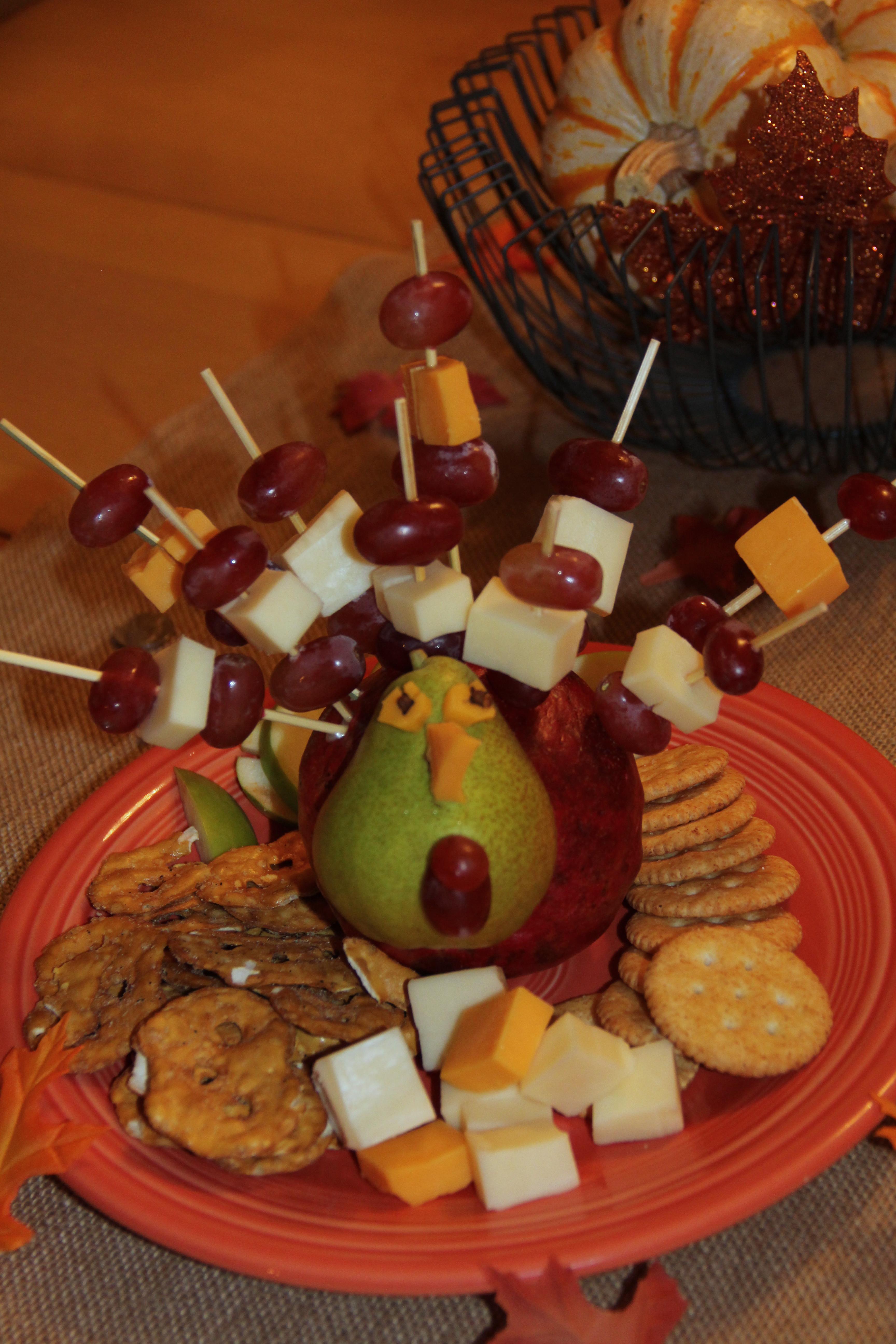 Thanksgiving Turkey Platter  platter