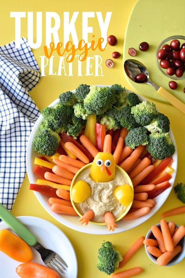 Thanksgiving Turkey Platter  17 Best ideas about Turkey Veggie Platter on Pinterest