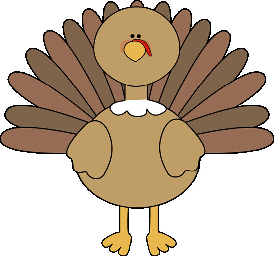 Thanksgiving Turkey Png  Turkey cute Thanksgiving turkey with brown feathers and