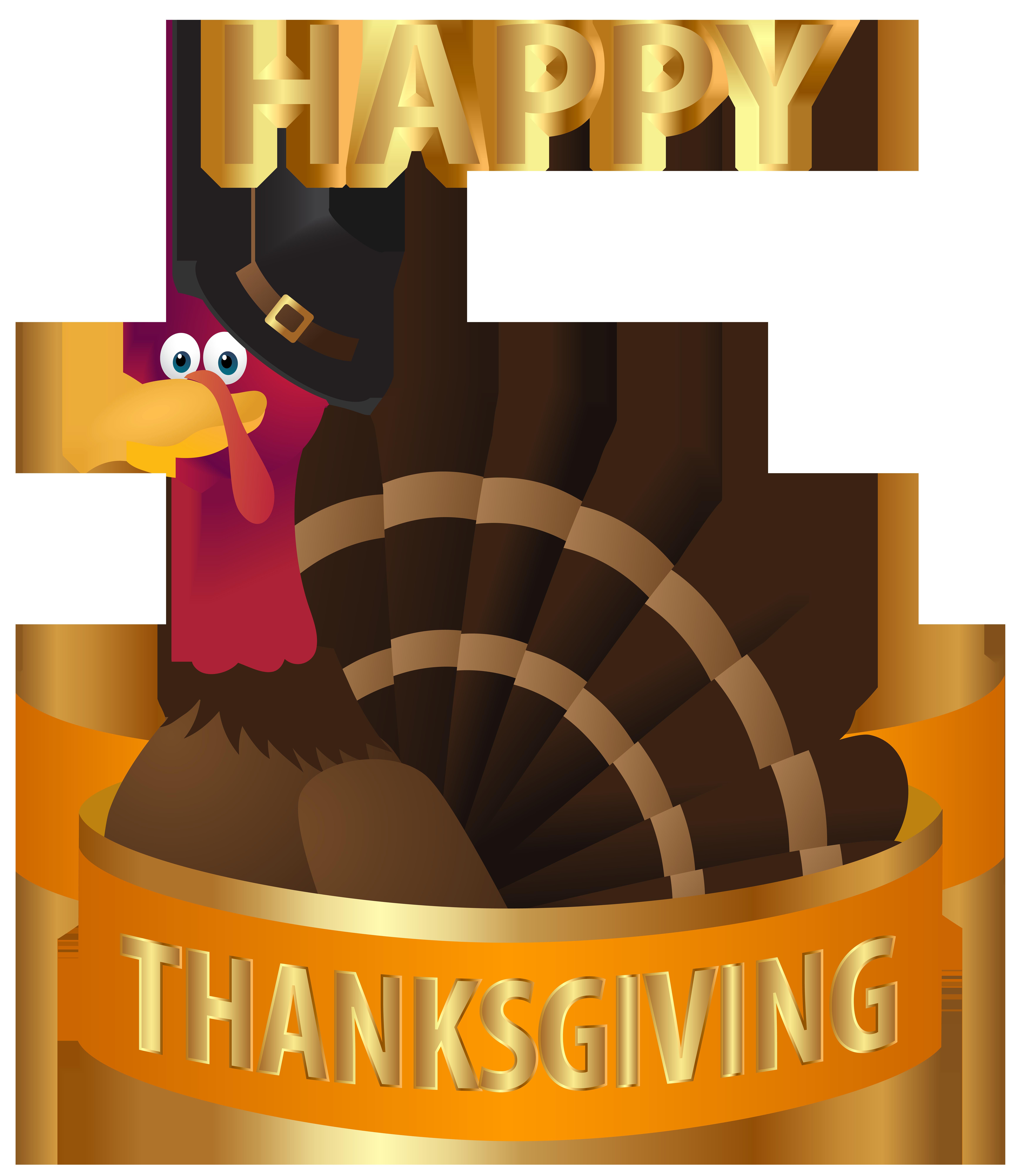 Thanksgiving Turkey Png  Happy Thanksgiving Turkey Transparent PNG Image