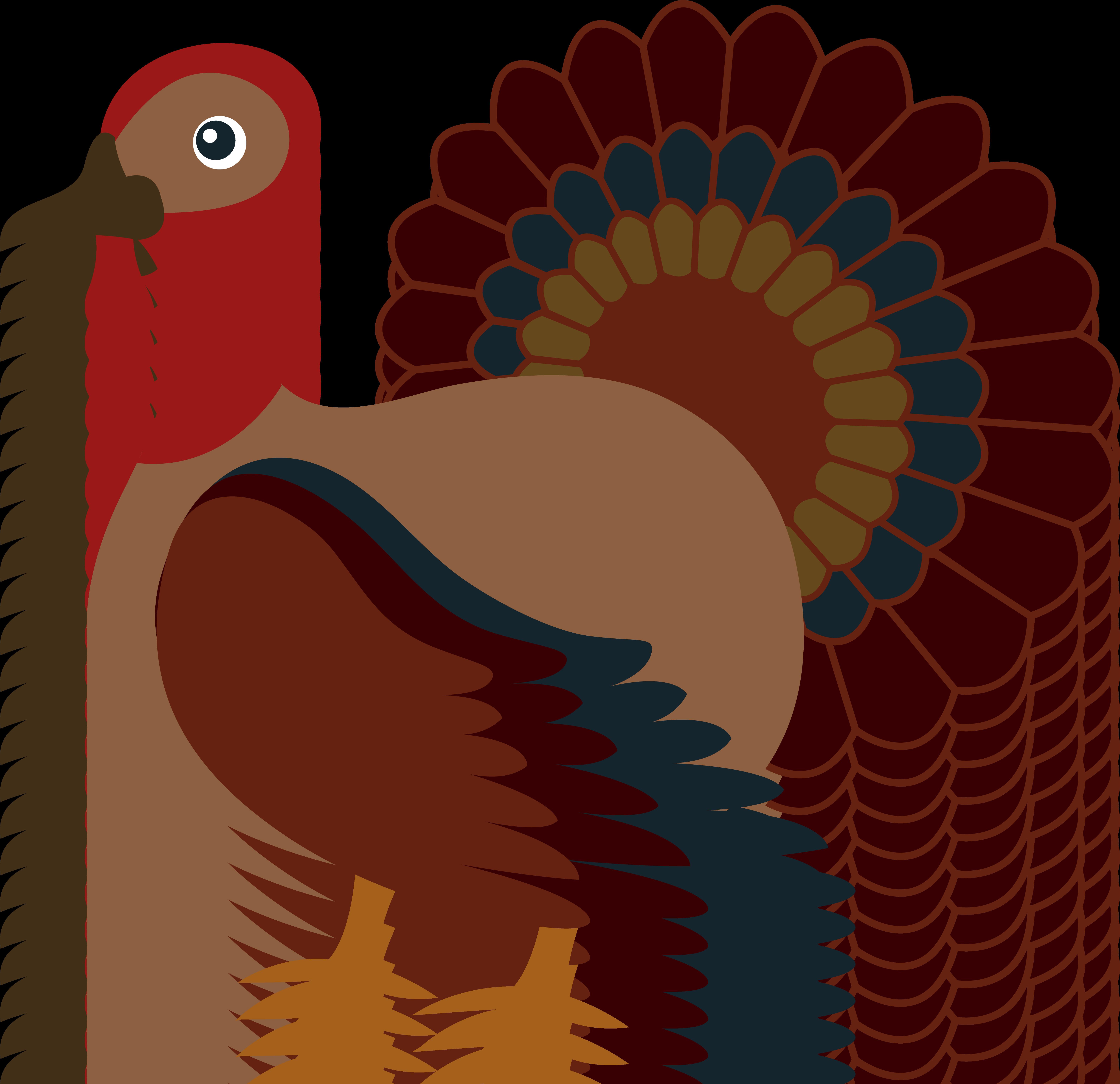 Thanksgiving Turkey Png  Happy Thanksgiving Turkey Clipart