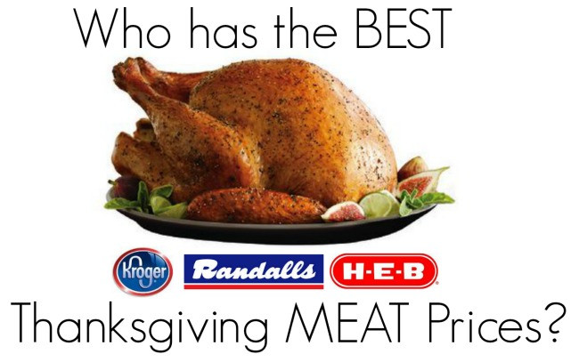 Thanksgiving Turkey Prices  Who Has The BEST Thanksgiving Meat Prices MyLitter
