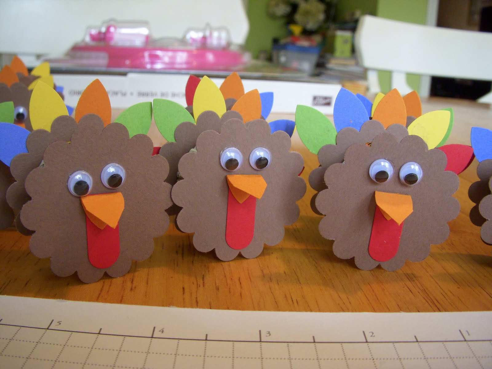 Thanksgiving Turkey Projects  joy in the everyday November 2009