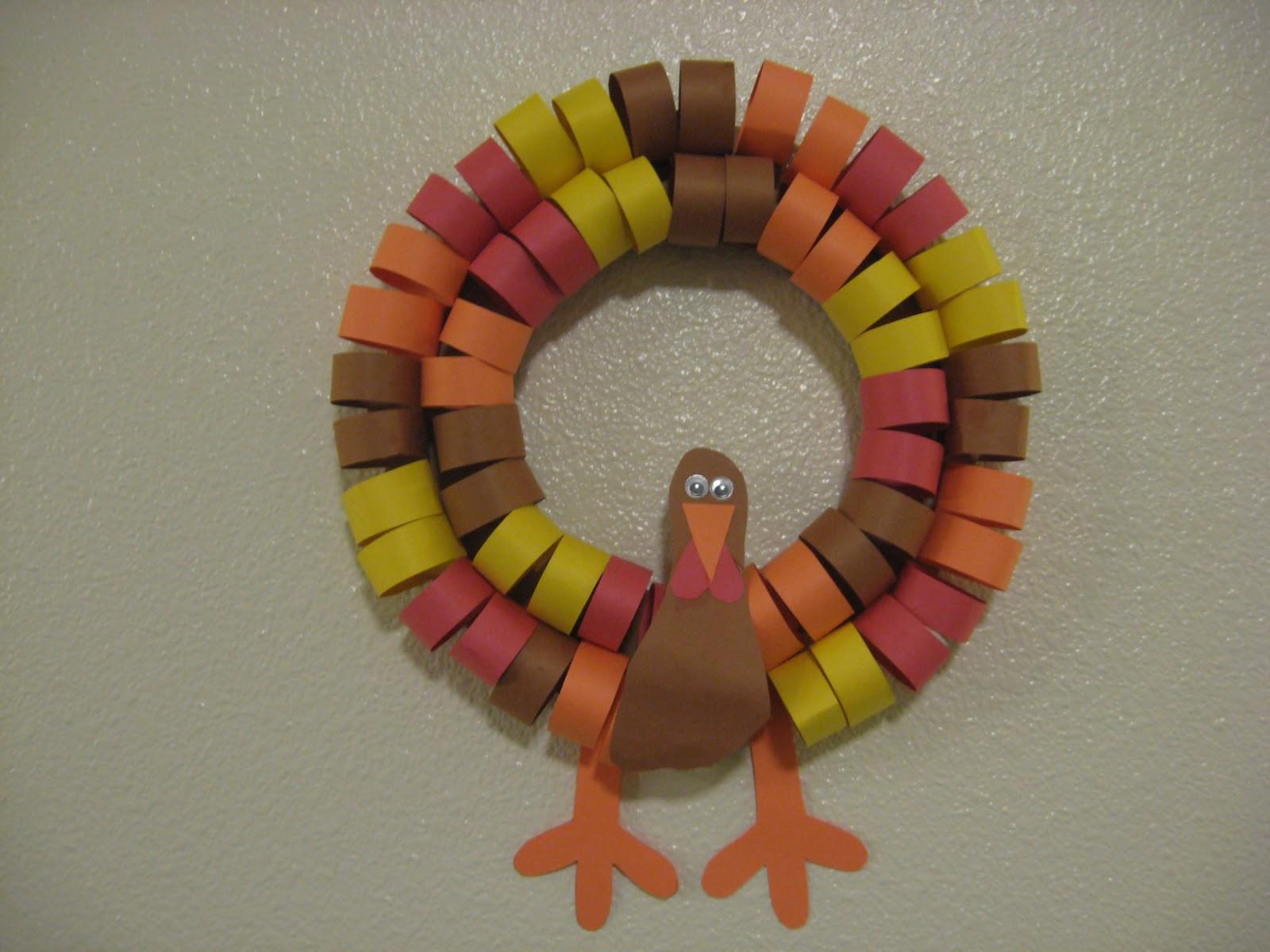 Thanksgiving Turkey Projects  Hugs and Keepsakes 18 THANKSGIVING CRAFT IDEAS