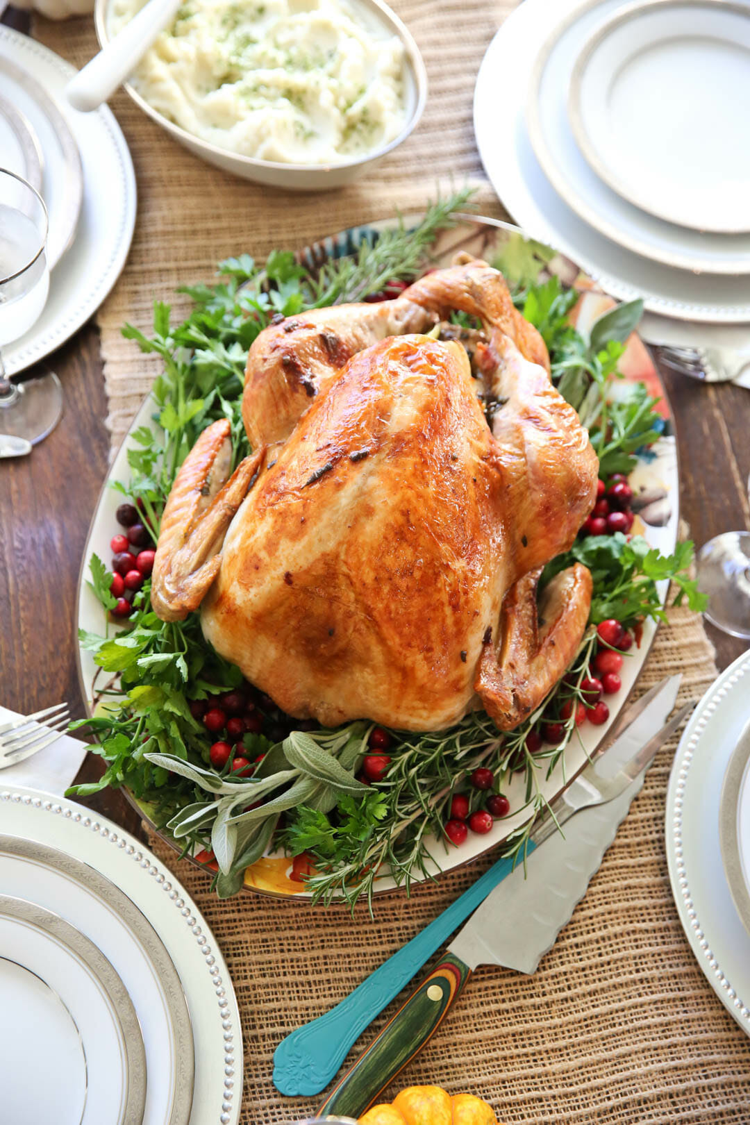 Thanksgiving Turkey Recipe  The Best Thanksgiving Turkey