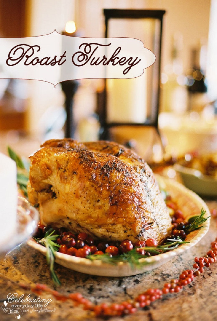 Thanksgiving Turkey Recipe  Top 10 Thanksgiving Recipes for Turkey