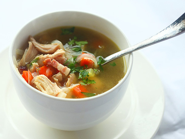 Thanksgiving Turkey Soup  22 Recipes for Your Thanksgiving Leftovers
