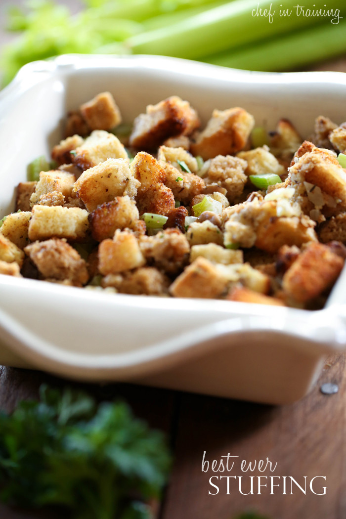 Thanksgiving Turkey Stuffing Recipe  10 of the Most Pinned Thanksgiving Stuffing Recipes