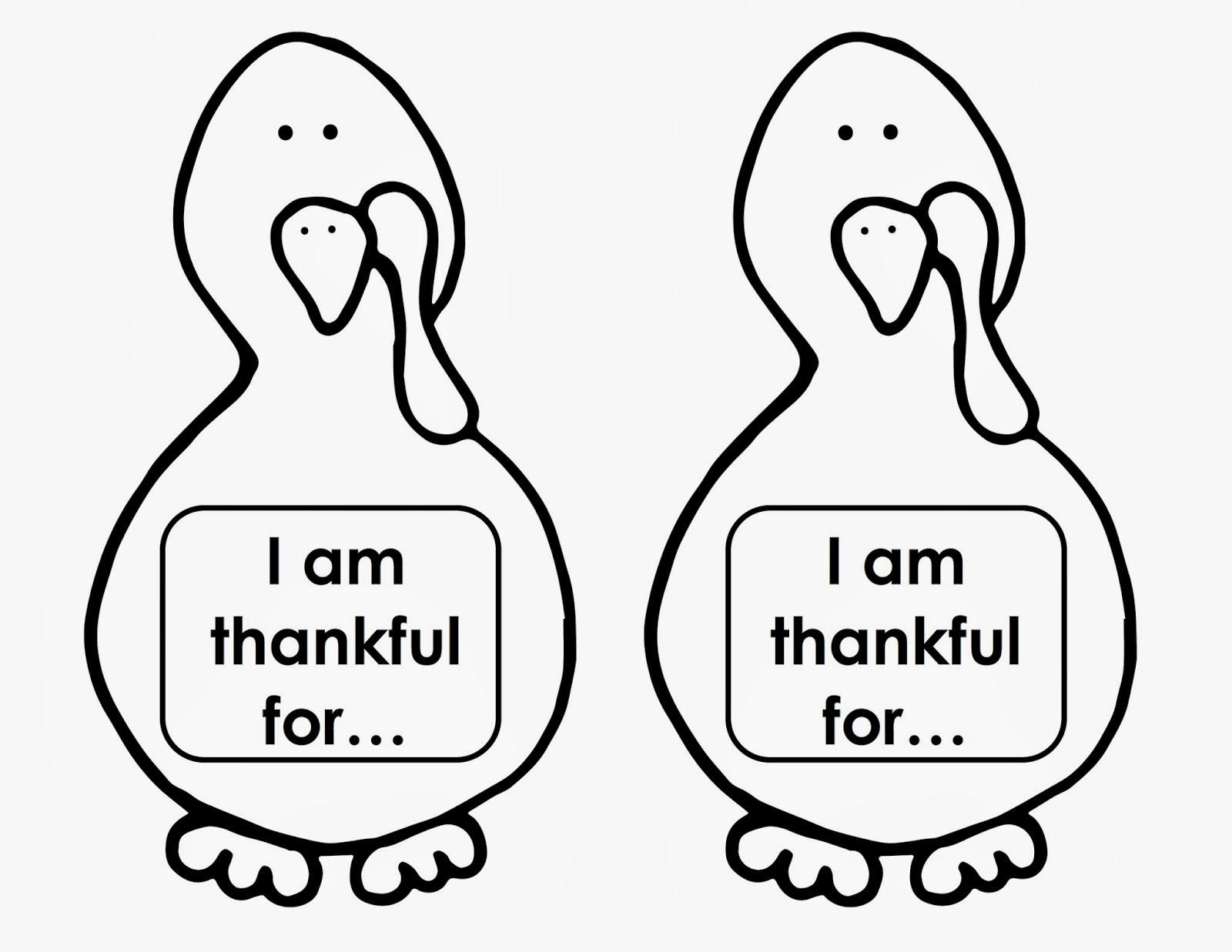 Thanksgiving Turkey Template  You Turkey Thanksgiving Craft