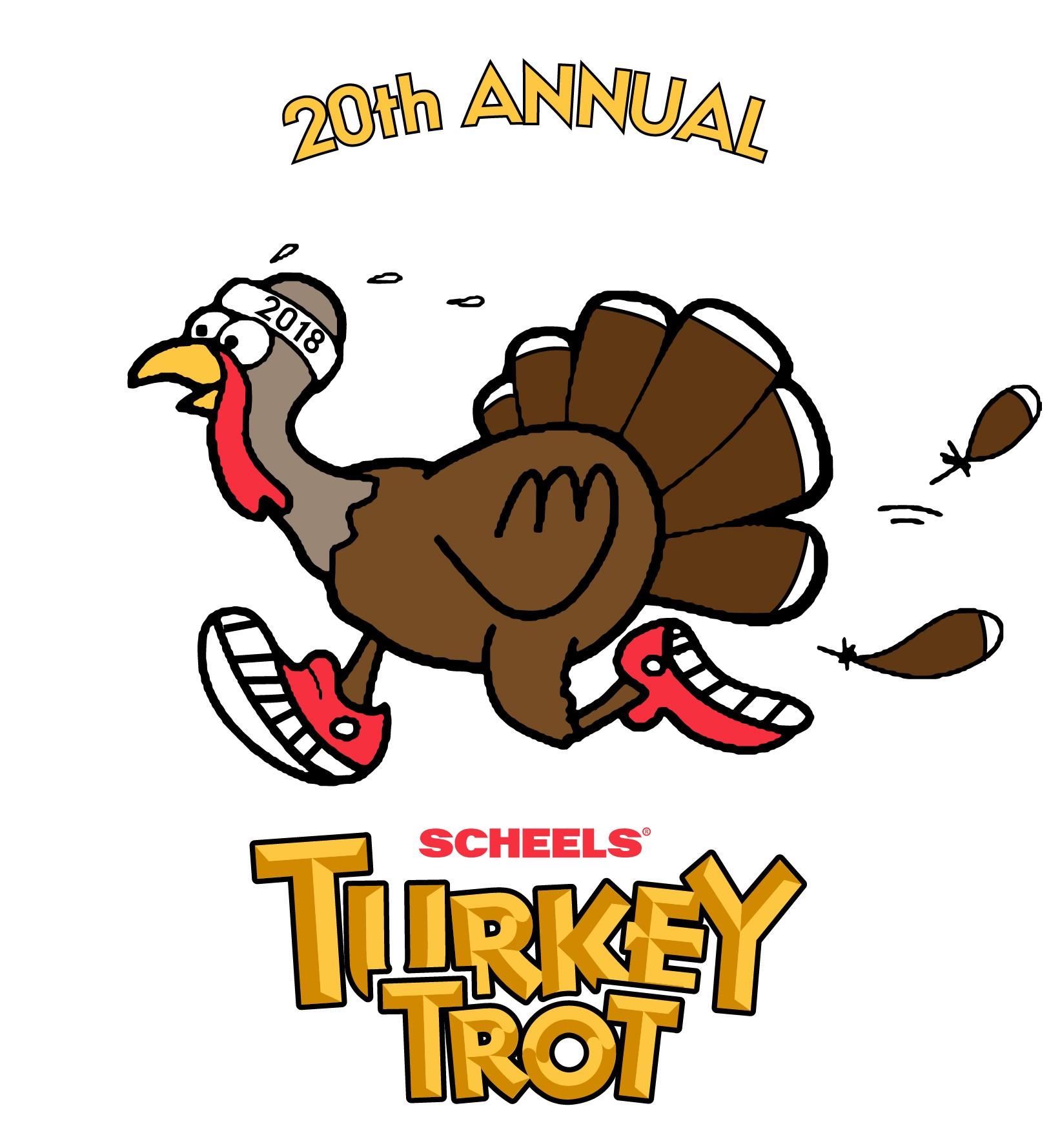 Thanksgiving Turkey Trot  Sparks Thanksgiving Turkey Trot Celebrating 20 Years