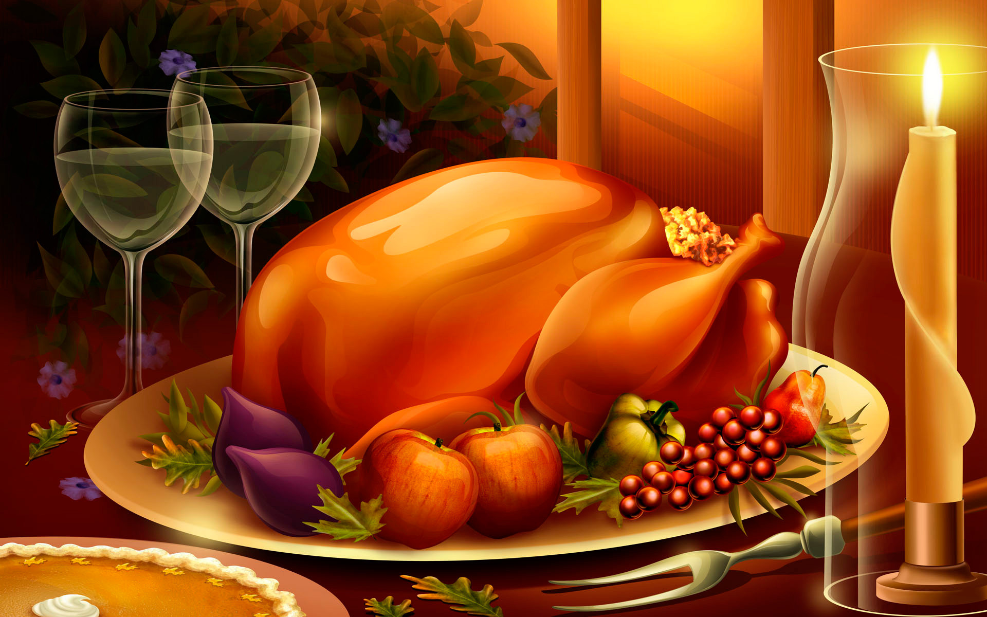 Thanksgiving Turkey Wallpaper  Thanksgiving Wallpaper Download Desktop Thanksgiving