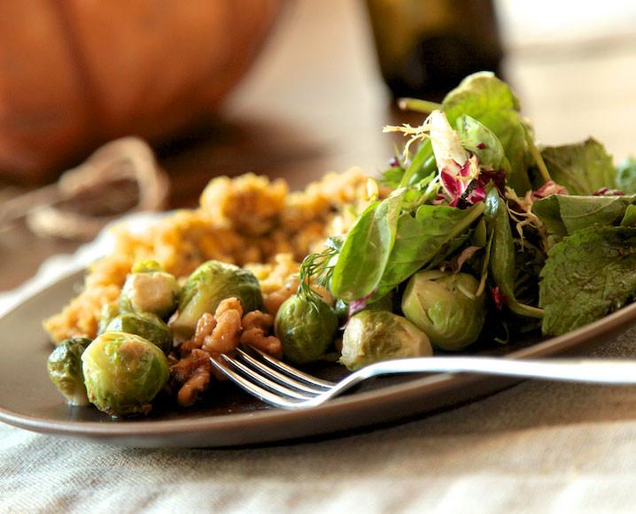 Thanksgiving Vegan Dish  Vegan Ve arian Thanksgiving Recipes Vegan Thanksgiving