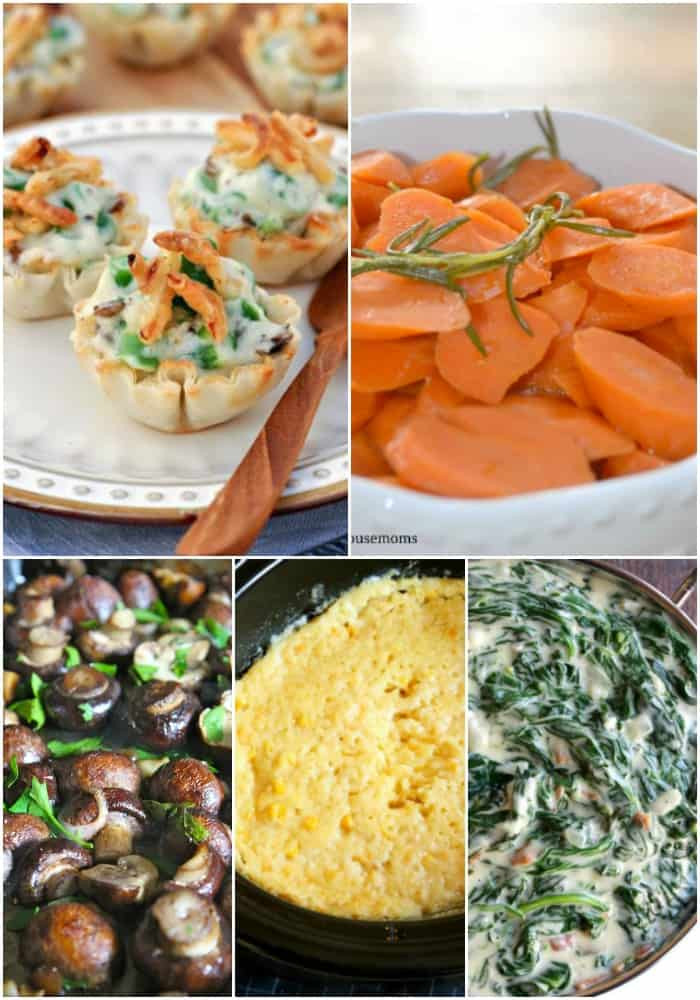 Thanksgiving Vegetables Make Ahead  25 Make Ahead Thanksgiving Side Dishes ⋆ Real Housemoms