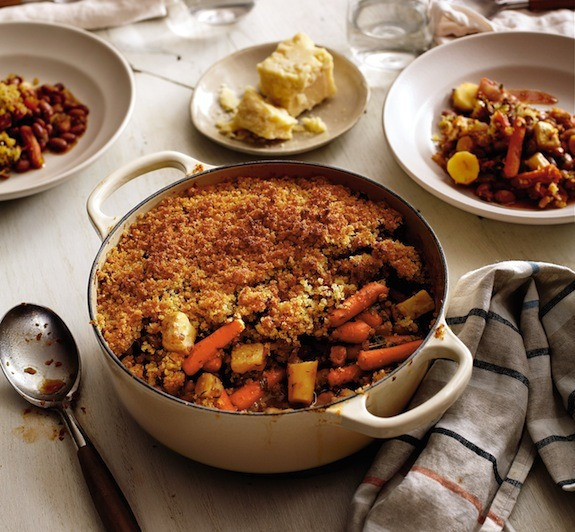 Thanksgiving Vegetarian Dish  Ve arian dishes you can serve instead of turkey