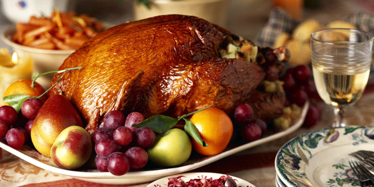 Thanksgiving Video Full Of Turkey  How Much Turkey Per Person Turkey Serving Size For