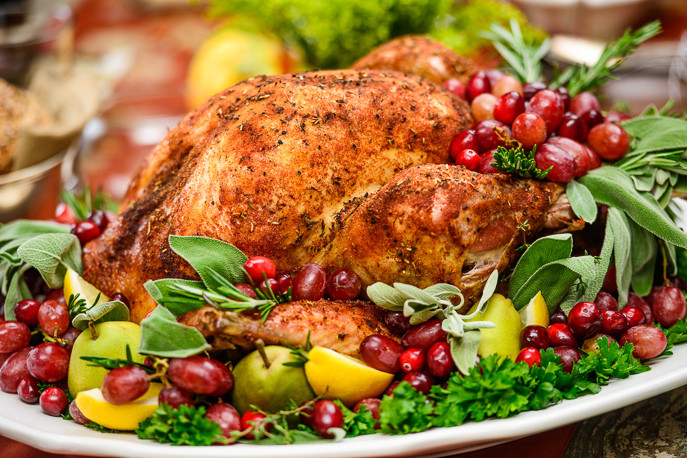 Thanksgiving Without Turkey  How to Cook Turkey in a Roaster Oven for Thanksgiving