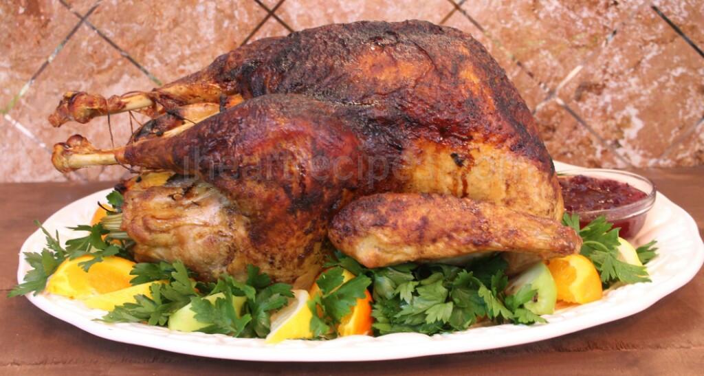 Thanksgiving Without Turkey  Juicy Whole Roasted Turkey