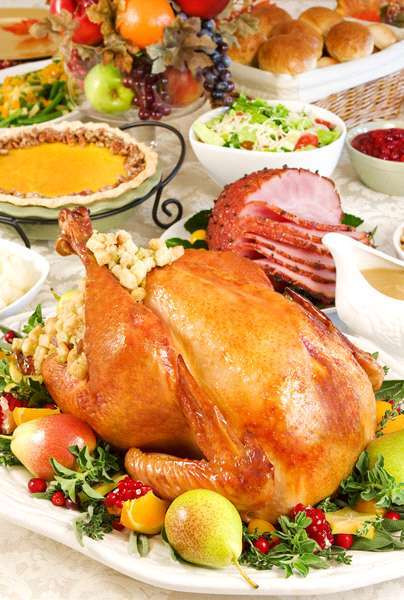Thanksgiving Without Turkey  Thanksgiving without the Turkey